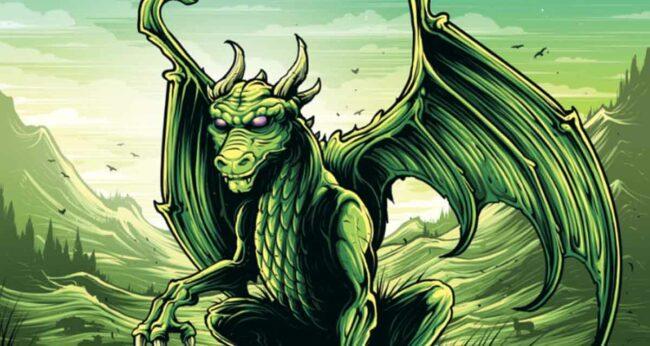 Sıradan Gal Yeşili