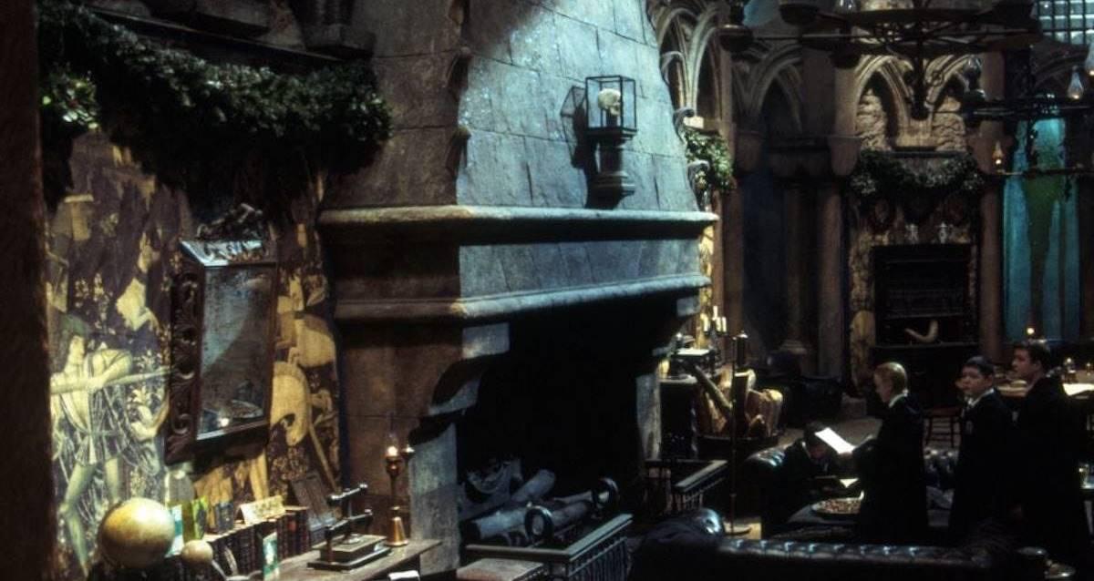 Slytherin Ortak Salonu