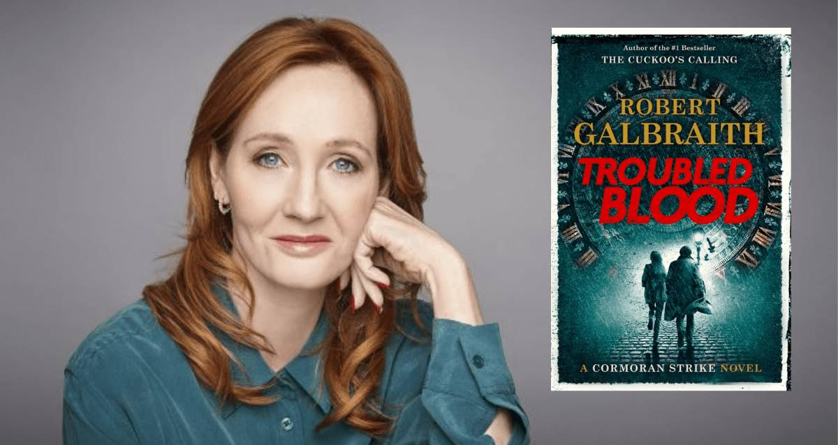J.K. Rowling - Troubled Blood - Cormoran Strike 5