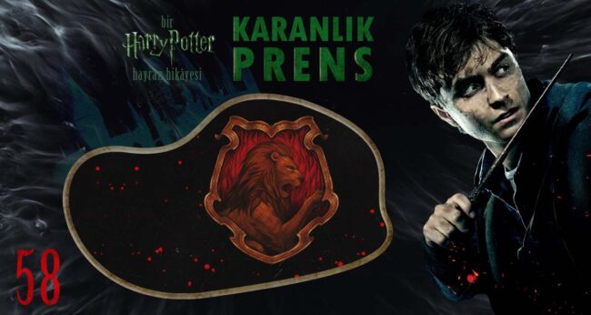 Karanlık Prens - İçimdeki Karanlık #58: Gryffindor Hortkuluk'u