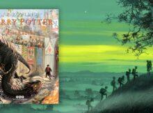 Harry Potter ve Ateş Kadehi Resimli Özel Baskı Türkçe