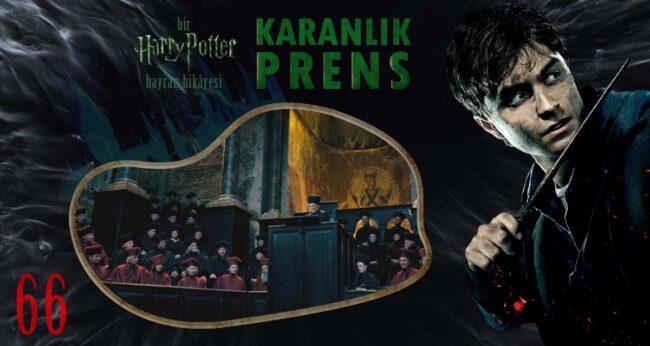 Karanlık Prens - İçimdeki Karanlık #66: Duruşma