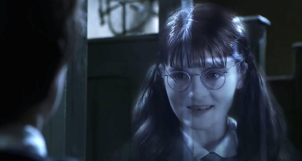 Mızmız Myrtle Hogwarts Hayalet