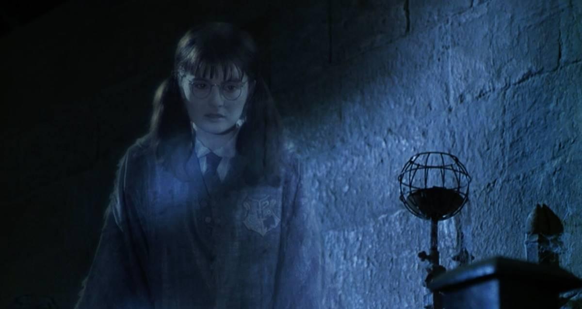 Mızmız Myrtle hogwarts