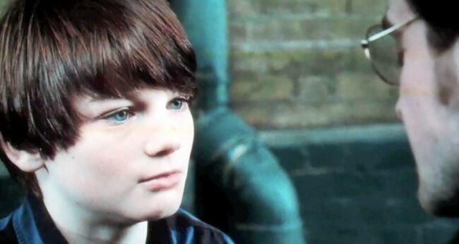 Albus Severus Potter cursed child