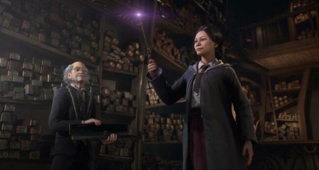 Hogwarts Legacy erteleme harry potter