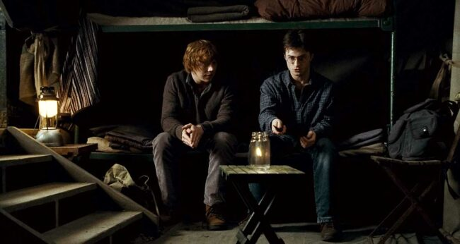 Incendio Harry Potter