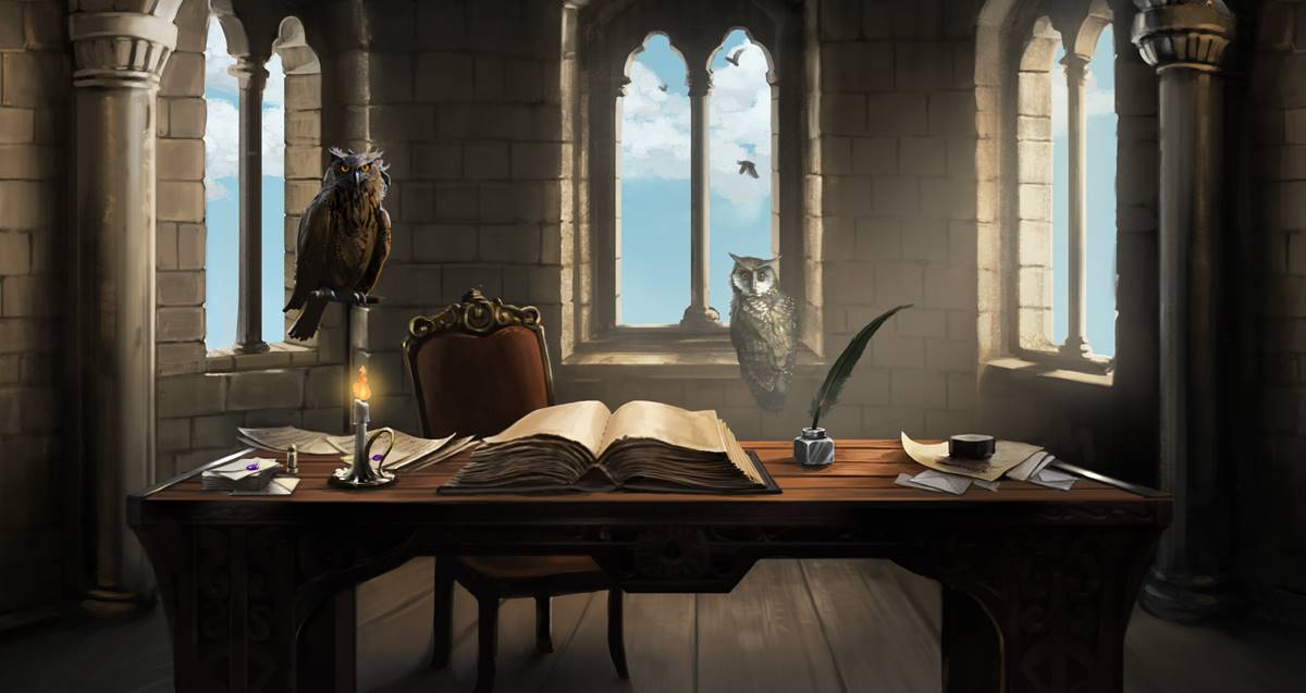 the Book of Admittance and the Quill of Acceptance