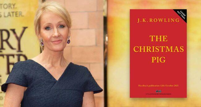 The Christmas Pig - J.K. Rowling