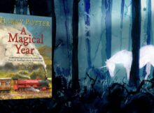 harry potter a magical year j.k. rowling