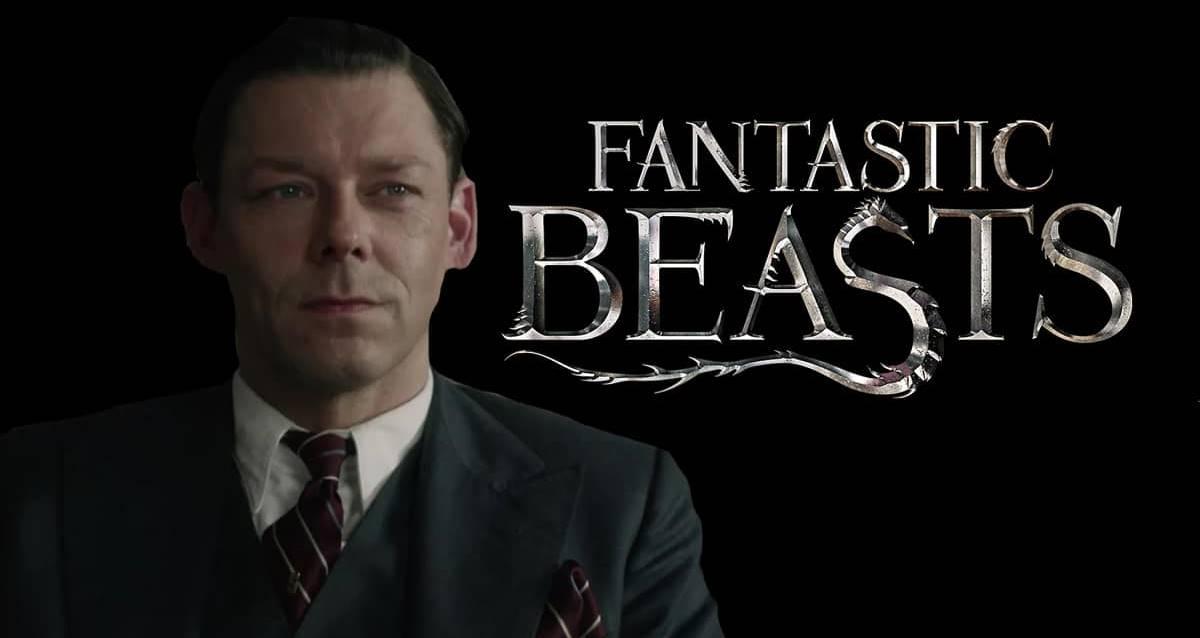 Fantastik Canavarlar 3: Richard Coyle, Aberforth Dumbledore