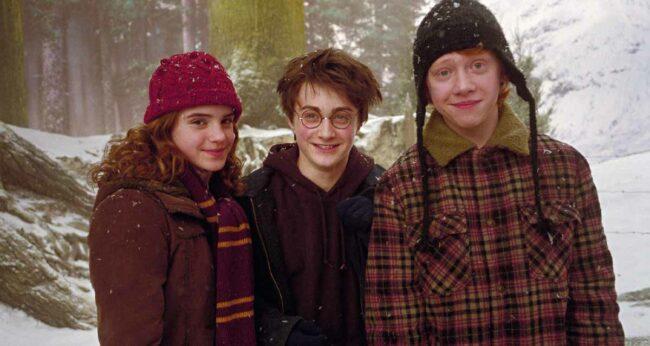 ron weasley hermione granger harry