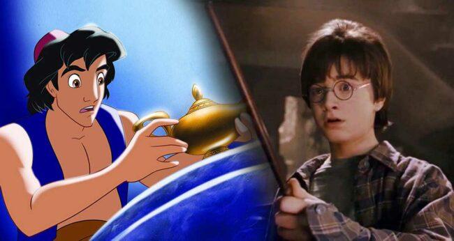 Hortkuluklar Disney filmleri