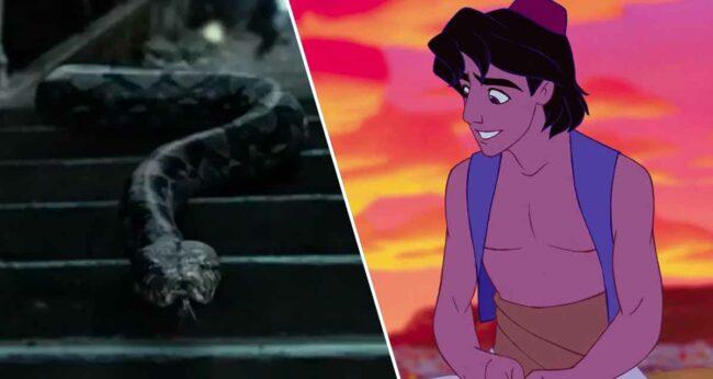 Yılan - Aladdin
