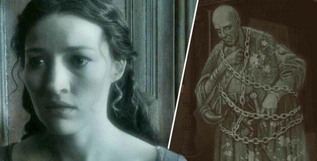 Helena Ravenclaw Cinayeti - kanlı baron